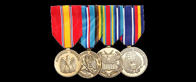 veteran medals