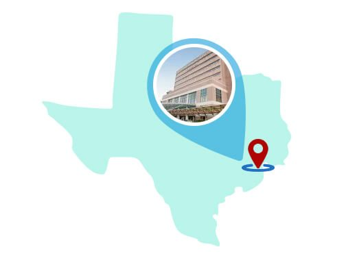 MD Anderson Cancer Center in Texas