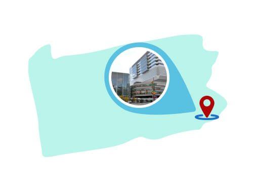 Abramson Cancer Center in Philadelphia