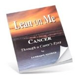 Lean On Me, mesothelioma book