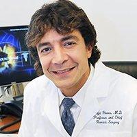 Dr. Raja Flores, pleural mesothelioma specialist