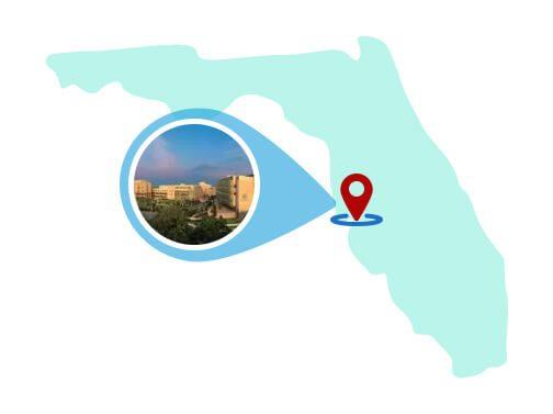 H. Lee Moffitt Cancer Center in Florida