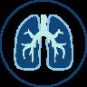 Pleural mesothelioma icon