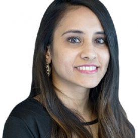 Snehal Smart, M.D., patient advocate at the Pleural Mesothelioma Center