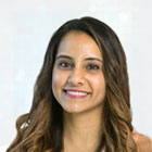 Dr. Snehal Smart, patient advocate at the Pleural Mesothelioma Center