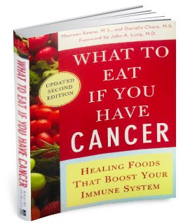 What to Eat if You Have Cancer Book
